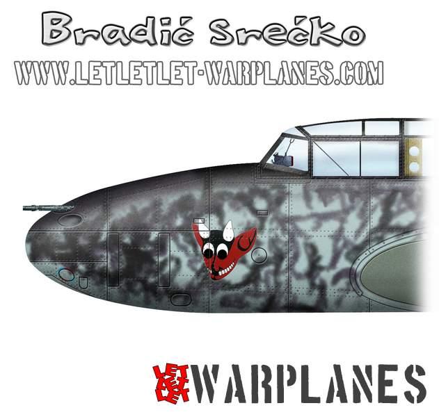 Bf110C-L2ER-nos