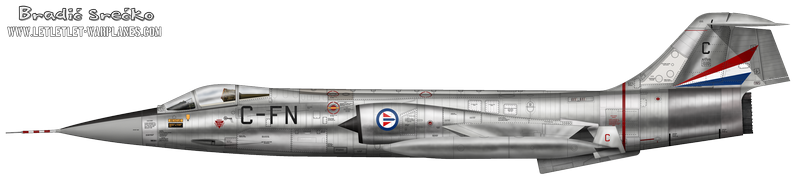 F-104G CFN