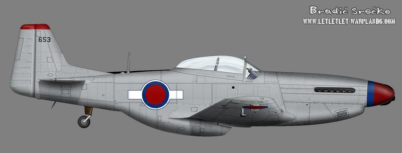 Mustang D Haiti 653