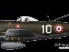 P-47D-25-RE France 420010