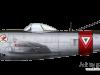 P-47D Meksiko PZT 1001