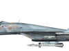 Su-27 611 IAP bort 14