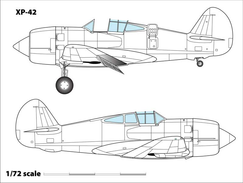 xp-42-drawings