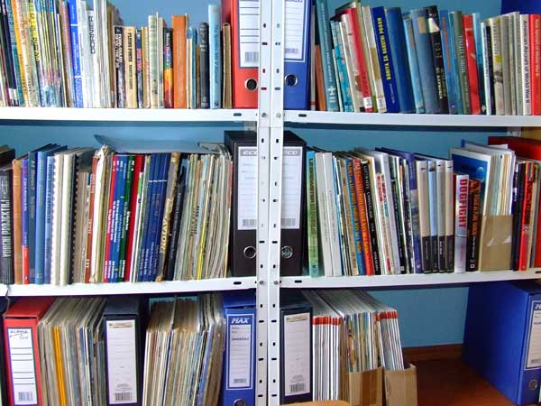 Work library